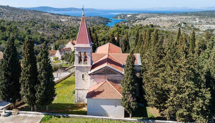 Crkva Sv. Jurja Bobovišća